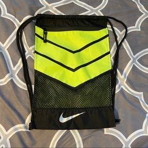 Nike Elite Synch Bag Neon Yellow